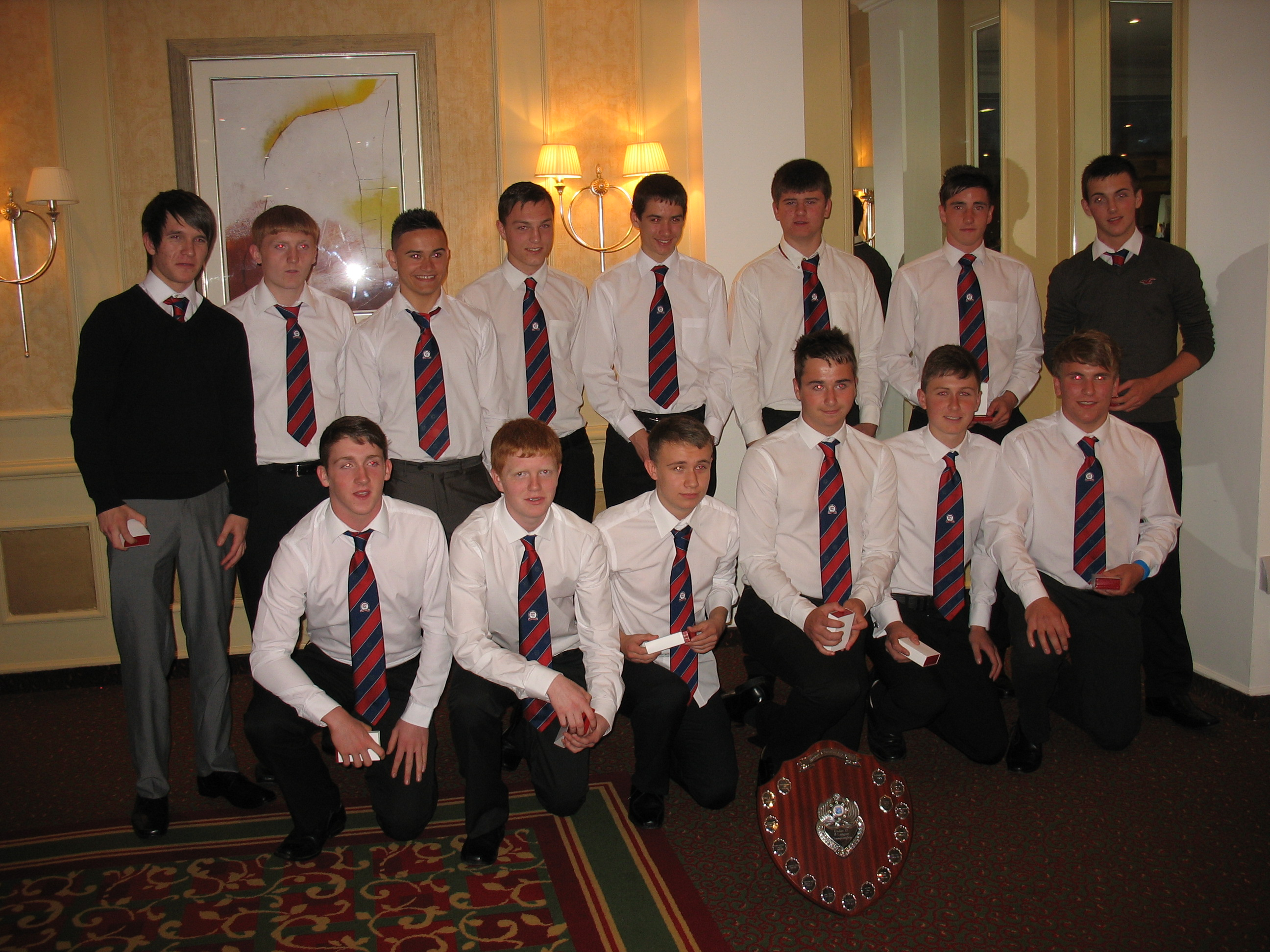 17s League B Turriff United YFC
