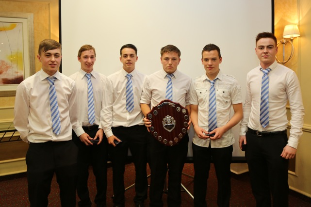 Banchory BC 19s League B Winners