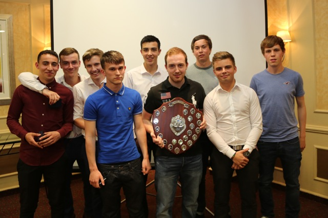 CBC Hilton 19s League A Winners