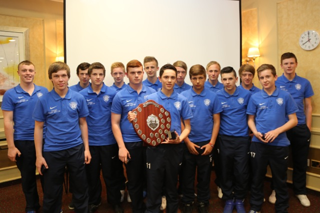 Peterhead BC Colts 15s League B WInners