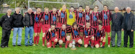 Halkirk United - PSG NCL winners 2011