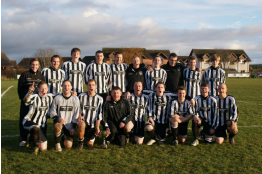 First silverware of the season won by Alness United