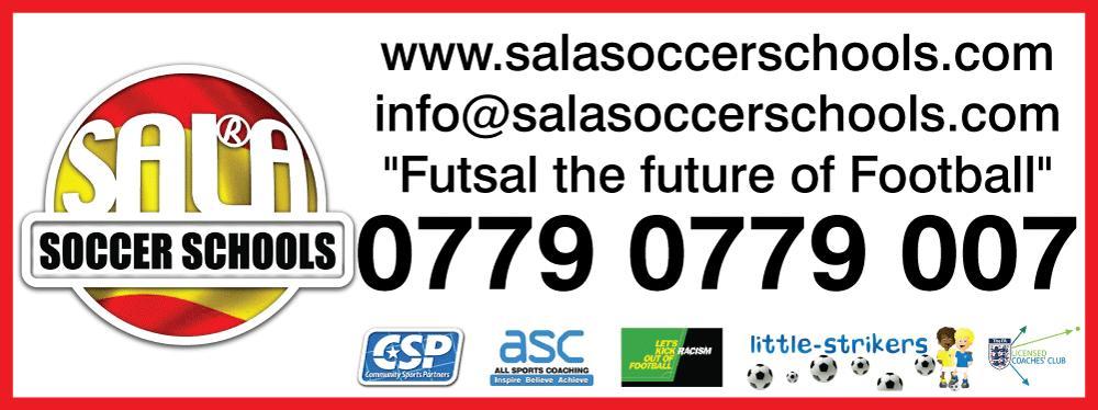 league website sponser