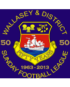 WALLASEY and DISTRICT SUNDAY FOOTBALL LEAGUE