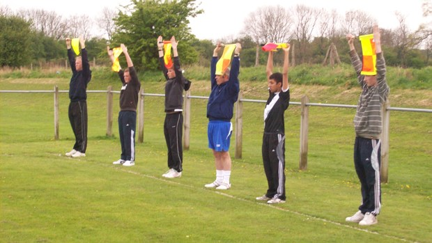 NEW COURSE FOR NEW REFS  LFA have FA Approved Basic Referees Course at  Lincoln College in September cb5f4abe8